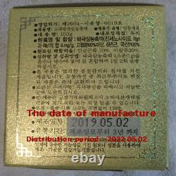 6 Ans Coréen Taekuk Ginseng Extrait (100 G 3 Bouteilles) / Vigueur De Récupération