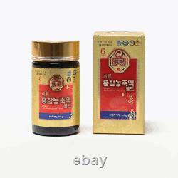 6 Ans Korean Red Ginseng Extract Gold (240 G 3 Bouteilles) / Vigueur De Récupération