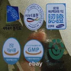 6-ans Korean Red Ginseng Powder Gold (100g3bottles) / Boost Immunité