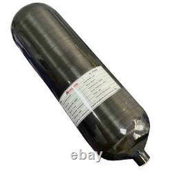 Acecare Air Gun 9l Ce 30mpa Carbon Fiber Tank Pcp Systèmes De Recharge De Bouteilles Vides