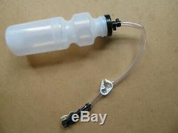 Ar5 Mod Aircrew Etc. Système De Bouteilles D'eau D'hydratation D'urgence. Nbc / Cbrn. Nouveau