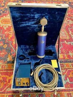 Blue Microphones Système De Microphone À Condensateur À Tube De Bouteille