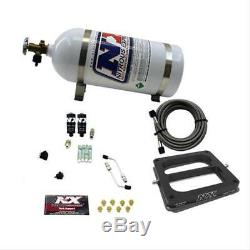Bouteille De 10 Lb Pour Système Nitreux Nitrousnx 40070-10 Hitman Dominator 100-150-200 HP K