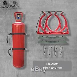 Bouteille De Gaz Porte Moyen Bottlechock Bouteille Chock Système De Retenue E E2 D D2