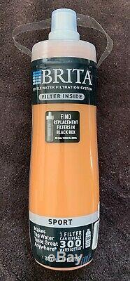 Brita Sport Bouteille D'eau Système De Filtration Avec Filtre Sans Bpa Nouveau