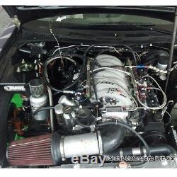 C5 C6 Corvette 1997-2013 Système Nitreux Nx Ls 102mm Avec Bouteille De 10 Lb