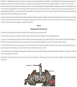 Carburant Diesel Dans Votre Kit De Réparation De Tête De Cylindre Ford Powerstroke De 6,0 L De Liquide De Refroidissement