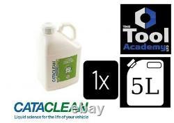 Cataclean 5000ml 5 Litres Atelier Nettoyeur De Carburant Et Système D'échappement
