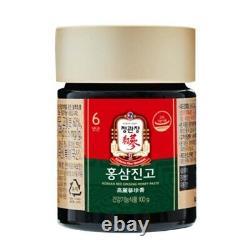 Cheong Kwan Jang Coréen Rouge Ginseng Honey Paste 300g (100g X 3 Bouteille)