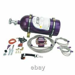 Comp Cams 82322 Zex Système D'oxyde Nitreux Humide 75-175ch 10 Lb. Bouteille Pour Dodge