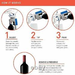 Coravin Model One Advanced Wine Bottle Opener And Preservation System