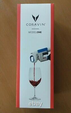 Coravin Model One Avancée Décapsuleur Et Système De Préservation Nouveau