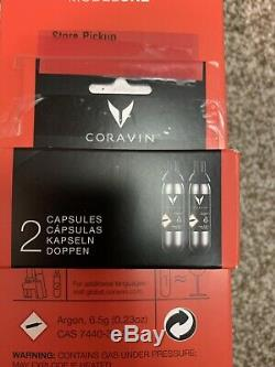 Coravin Model One Décapsuleur Et Préservation Système Bleu / Blanc Nouveau