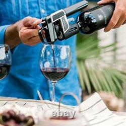 Coravin Modèle Deux Système De Conservation Du Vin Haut De Gamme, Comprend 2 Capsules Argon