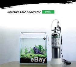 D601s Diy Co2 Generator Boîte De Régulateur De Solénoïde En Bouteille En Acier Inoxydable $ 145