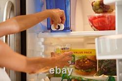 Dispensateur Zerowater 23 Tasses Avec Compteur Tds Gratuit Solides Totaux Dissous Zd 018