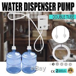 Distributeur D'eau À Deux Tubes Pour Système De Distribution D'eau Embouteillée 40 Psi