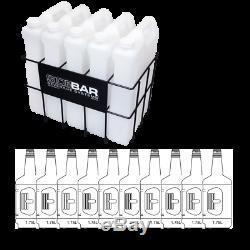 Encadré Boissons Systèmes De Stockage Haute Capacité Bouteilles / Rack 25 Litres