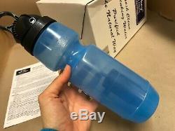 Filtre De Filtration D'eau Portable Berkey Go Kit Et Bouteille Sport Berkey
