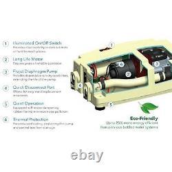Flojet Bw4000 Système De Distribution D'eau Embouteillée Plus 115v