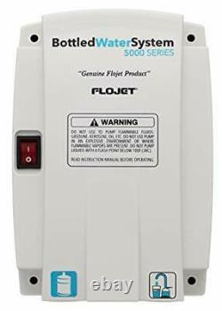 Flojet Bw5000-000a Système D'eau En Bouteille Avec Une Seule Prise Us 115v