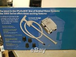 Flojet Bw5000 Série Bouteille Système D'eau Modèle Bw5000-010a Véritable