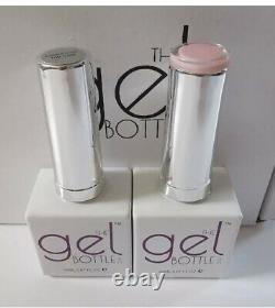 Gel Bottle Inc Constructeur Dans Une Bouteille Biab Teddy &tgb Rubber Top Coat System Uv Set
