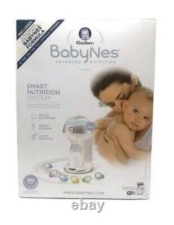 Gerber Babynes Baby Easy Bottle Formula Dispenser Smart Nutrition System