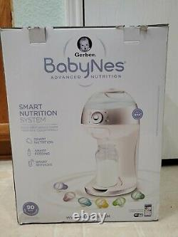 Gerber Babynes Baby Easy Bouteille Dispenser Smart Nutrition System Nouveau
