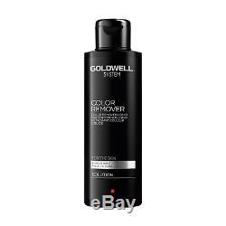 Goldwell Color System Remover Liquide Pour La Peau 5 Oz Nouveau Noir Emballage Bouteille