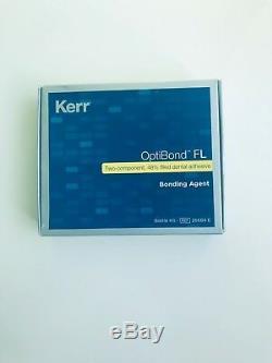 Kerr Optibond Solo Fl Kit Système Adgesive Original 2 Flacon 8ml