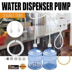 Le Nouveau Système De Pompe Distributrice D'eau En Bouteille 110 Vca Remplace Les Tubes Doubles Bunn 1gal