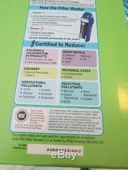 Ne Jamais Utiliser Système Nouveau Pur De Filtration D'eau Ch-6000 Avec Refillable Bouteille