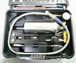 Nettoyeur D'injecteur De Carburant Non-dismantle Nettoyage D'admission D'air Système Bouteille Perfusion