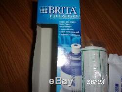 New Brita Sport Bouteille D'eau Système De Filtration Avec 1 Filtre Bpa