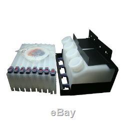New Mimaki Jv-33 / Jv-3 / Jv-5 / Cjv150 Vrac Encre System-4 Bouteilles, 8 Cartouches