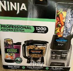 Ninja 1200w Système De Mélangeur De Cuisine Professionnel