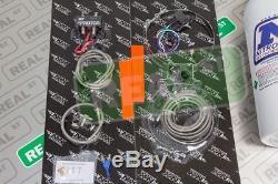 Nitrous Express Kit Pour Systèmes Nitreux De La Série Proton 35-75hp Avec Bouteille De 10 Lb