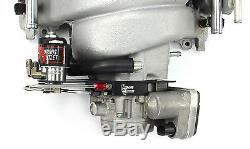 Nitrous Outlet 80mm 6.1 Système De Plaque D'admission Semi-étanche Hemi