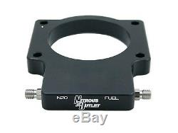 Nitrous Outlet 90mm 08-09 Système De Plaques G8 Gt / Gxp (bouteille De 10 Lb)