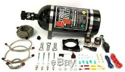 Nitrous Outlet Ford Mustang 2011-2018 / F-150 5.0l Système Plate (no Bottle)