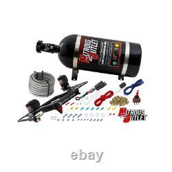 Nitrous Outlet Gen 4 4500 Stinger System Avec Boomerang Bracket (bouteille De 15 Lb)