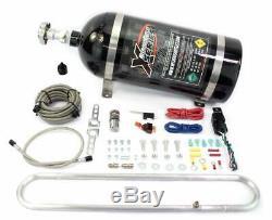 Nitrous Outlet X-series Universal Turbo Intercooler Système De Refroidissement (bouteille 10lb)