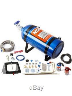 Nitrous Oxide Systems Nos Cheater, Humide, 150-250 Ch, 10 Lb Bouteille, B (02002nos)