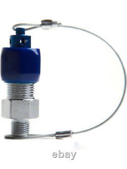 Nitrous Oxide Systems Nos Nitrous Blow-off Adaptateur Nitrous Bottle R (16169nos)