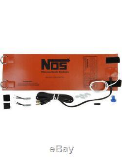 Nitrous Oxide Systems Nos Nitrous Oxide Chauffe-bouteille, 10 Lb. / 15 (14164-110nos)