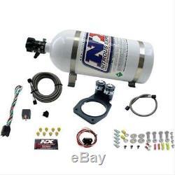 Nitrousnx 20931-10 Kit Nitrile Pour Bouteille De 10 Lb Avec Système De 10 Lb, 5e Génération
