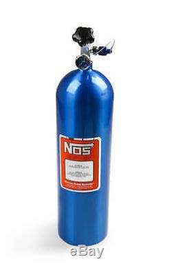 Nos Diesel Nitrous Système Avec 15lbs Blue Bottle Powerstroke Duramax Cummins