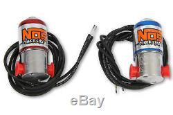 Nos Powershot Nitrous Système Pour Holley 4150 Et Carter Afb 125hp Avec 10 Lb Bouteille