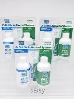 Nouveau 3-pack Smartmouth Originale Rince-bouche 2-bouteille 3,3 Oz Système Activé 24 Heures